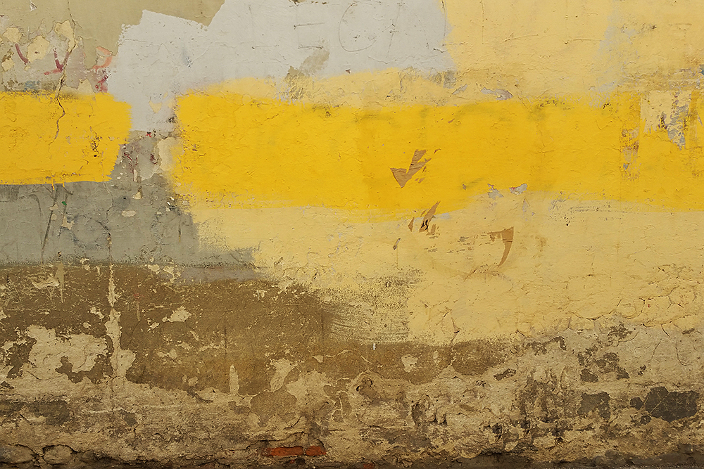 Wall Abstraction, Florence
