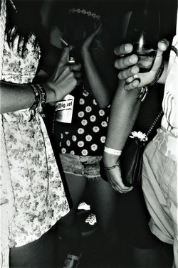 Girls in Ibiza