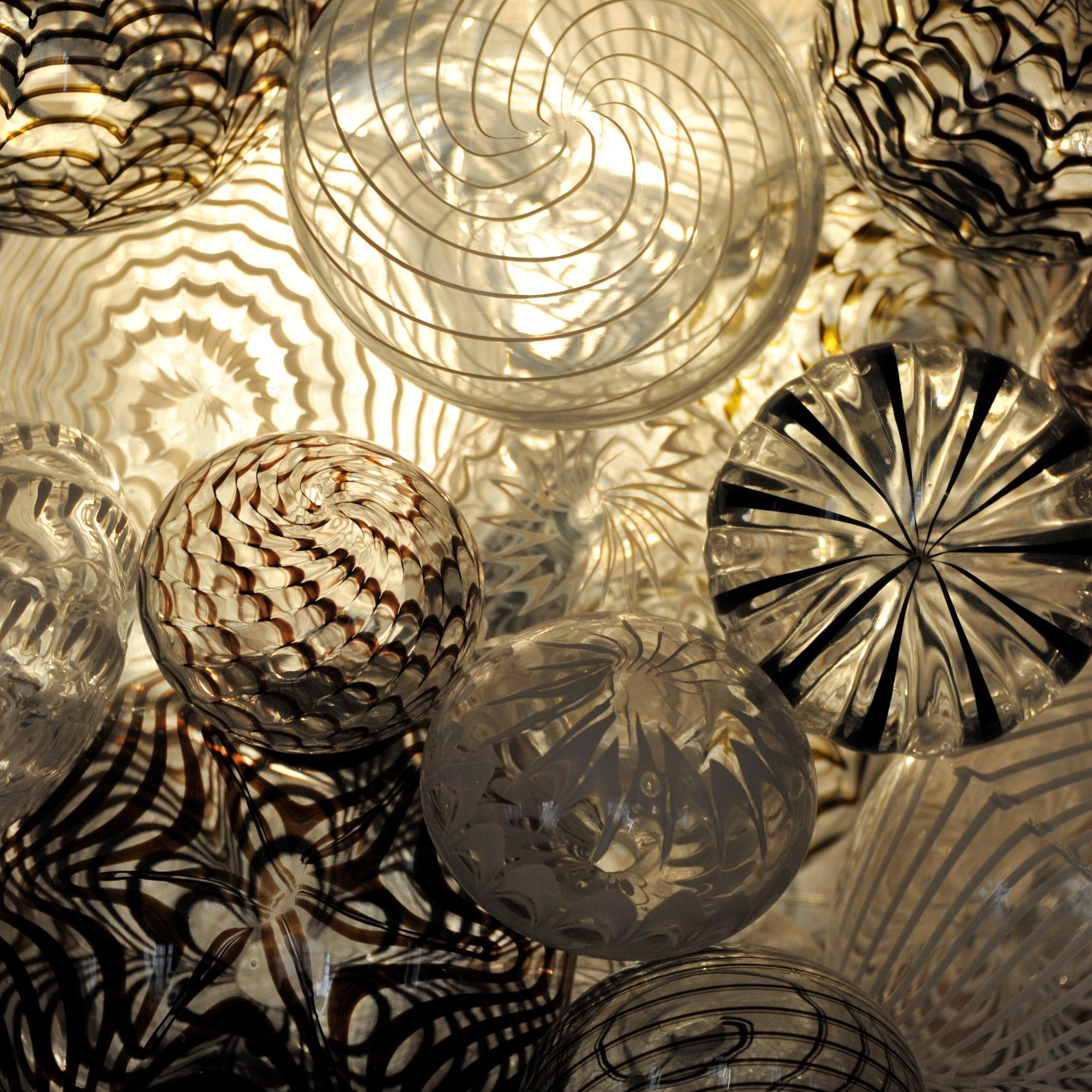 Venetian Glass Circles