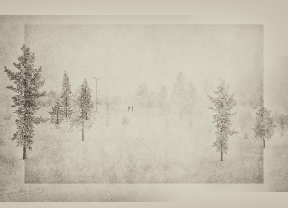 Snowy Landscape No. 2