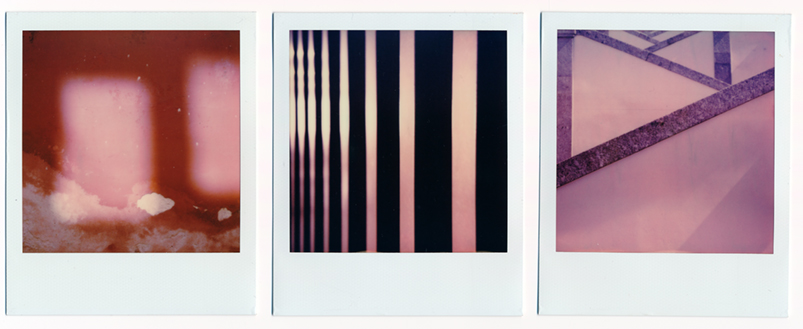Sunset triptych