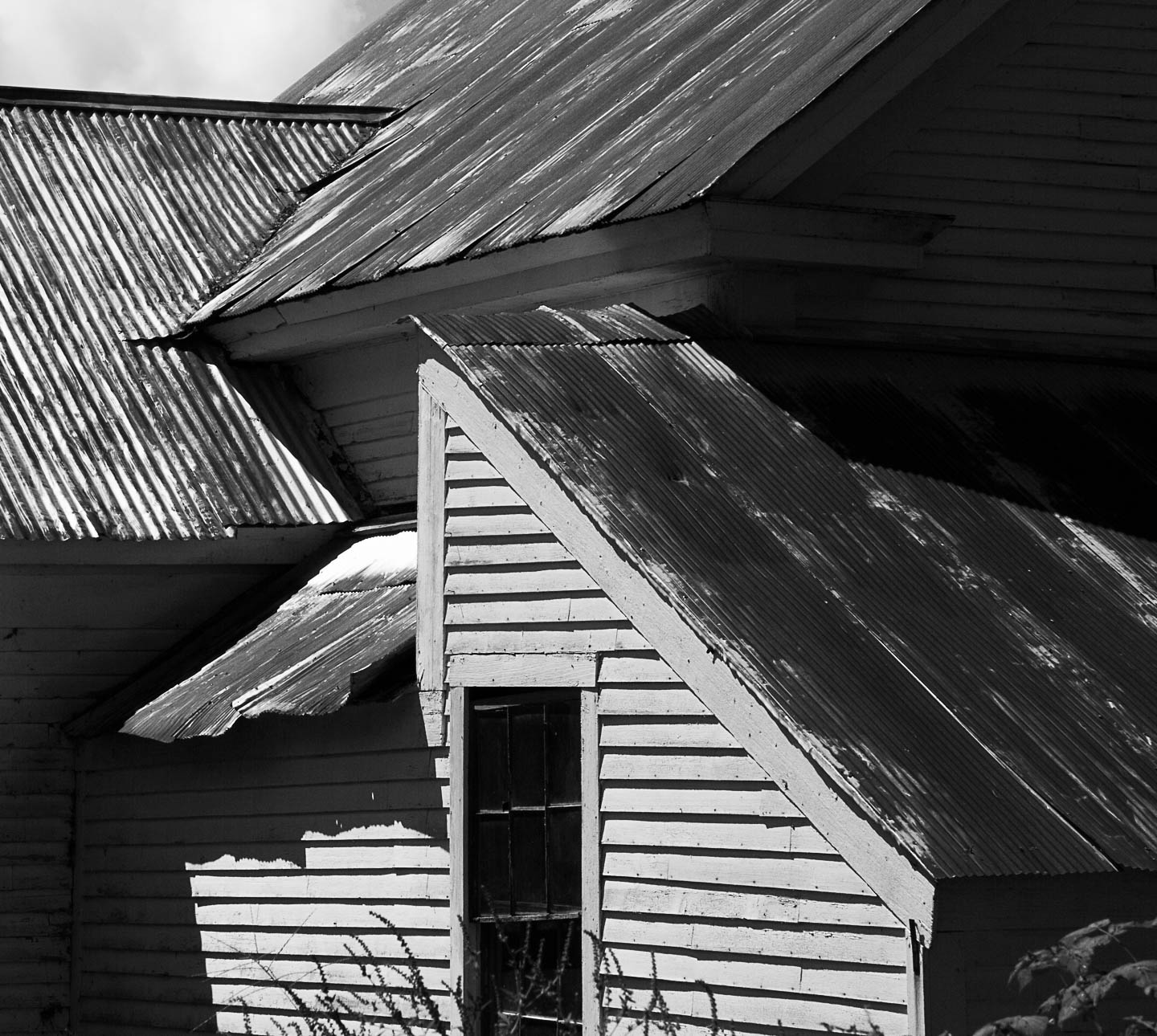 New England Geometry