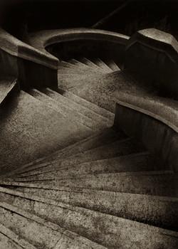 Escalier, Istanbul