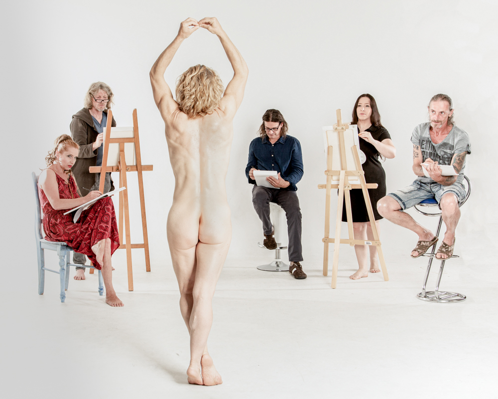 The art class (for traditionalists)