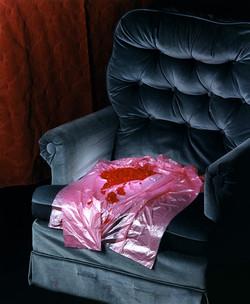 Cherry Sauce Chair