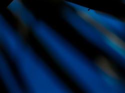 Blue Backlighting