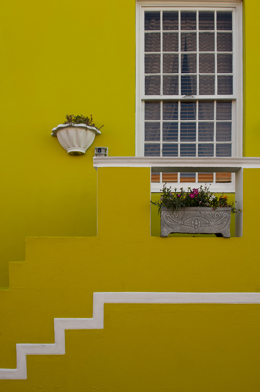 Bo-Kaap; Living in Colour No. 3