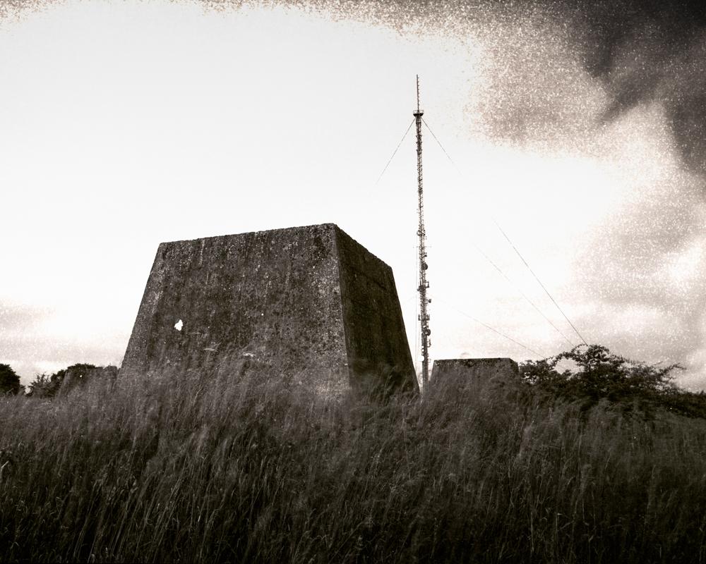 Radar proving aerial