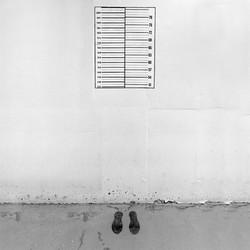 Mug Shot Chart, Death Row, Penitentiary of New Mexico, New Mexico, 2016