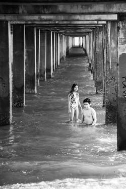 Kids, from book & series 'Mermaids of Coney Island'