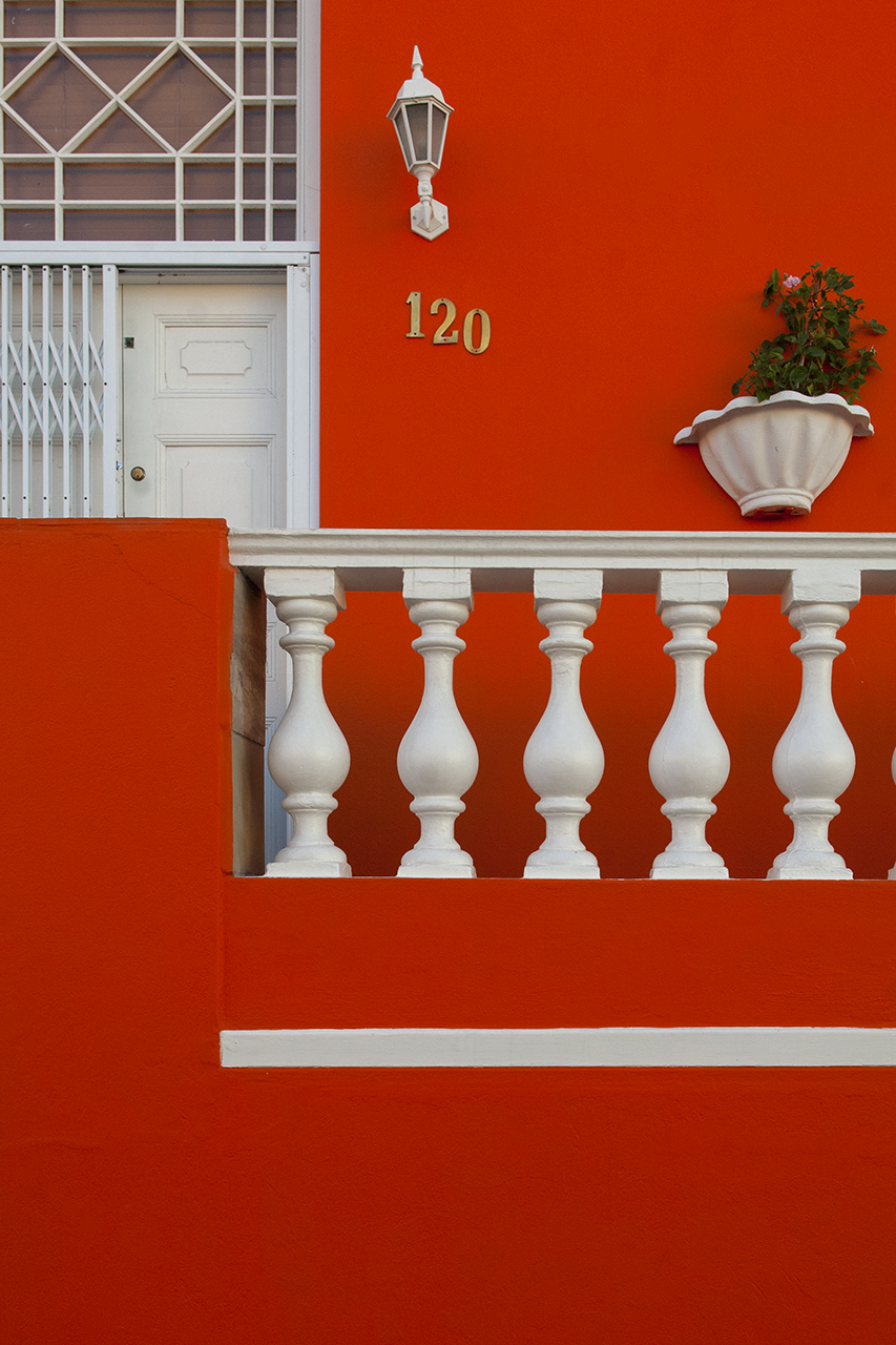 Bo-Kaap; Living in Colour No. 1