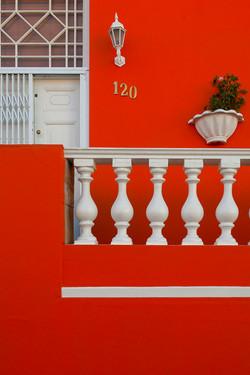 Bo-Kaap; Living in Colour No. 1
