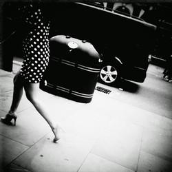 Oxford Street woman
