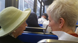 Ladies on the Bus, Fifth Avenue