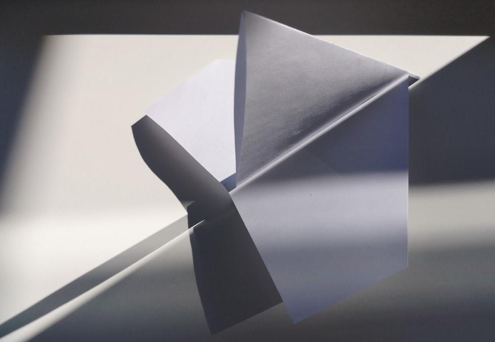 Covid Dreams Paper Planes I.