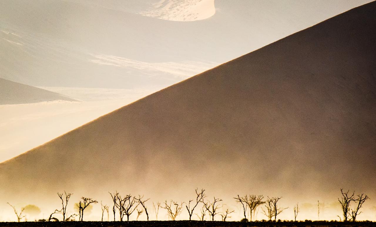 Sand Fog