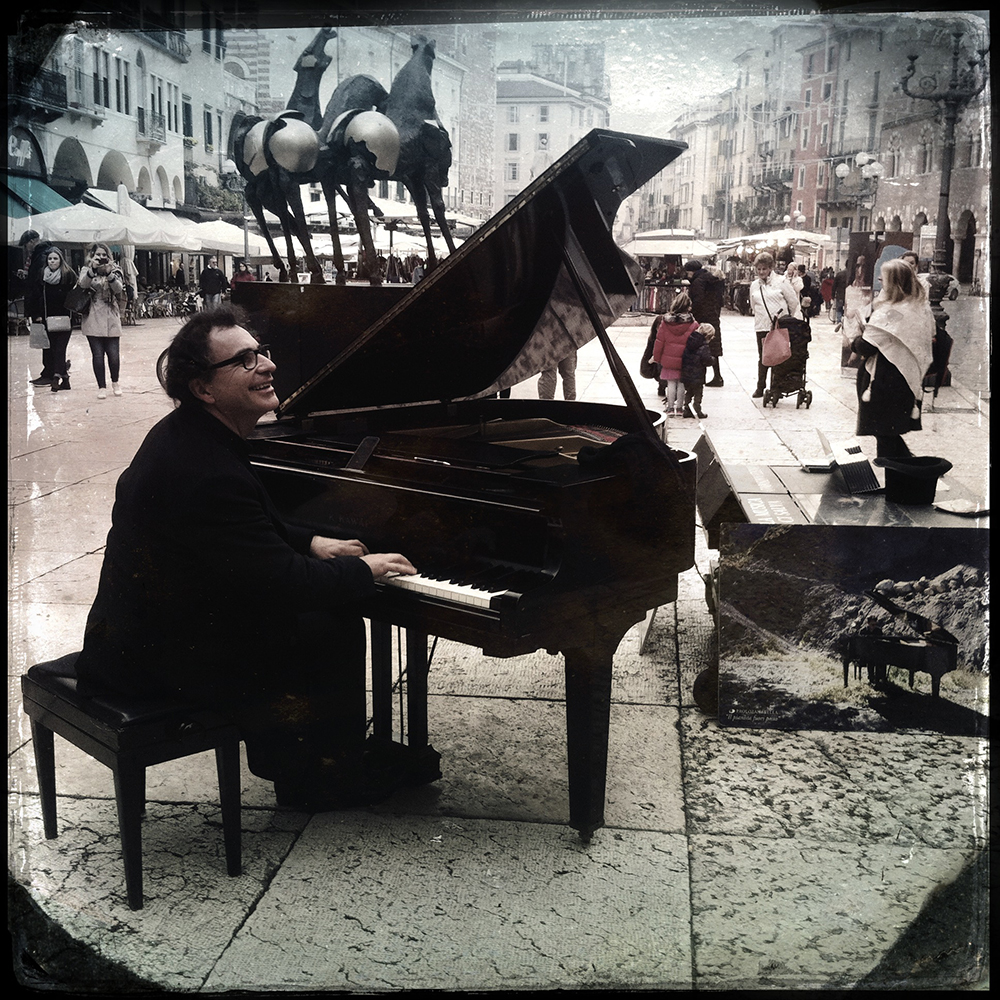 The Street Pianist
