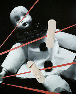Self-fragmentation No. 3