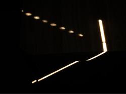 Light Through Venetian Blinds