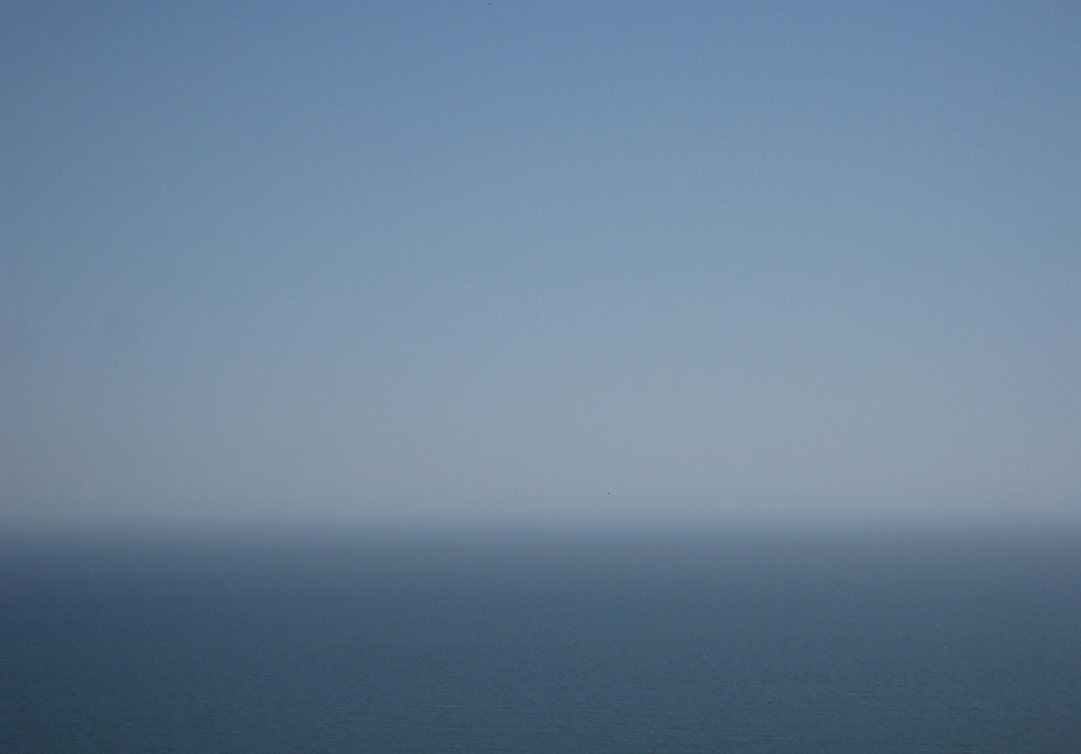 Pacific Ocean Sky