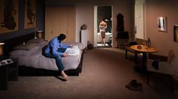 Hotel Room Scene No. 8