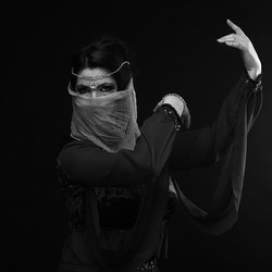 Harem Woman