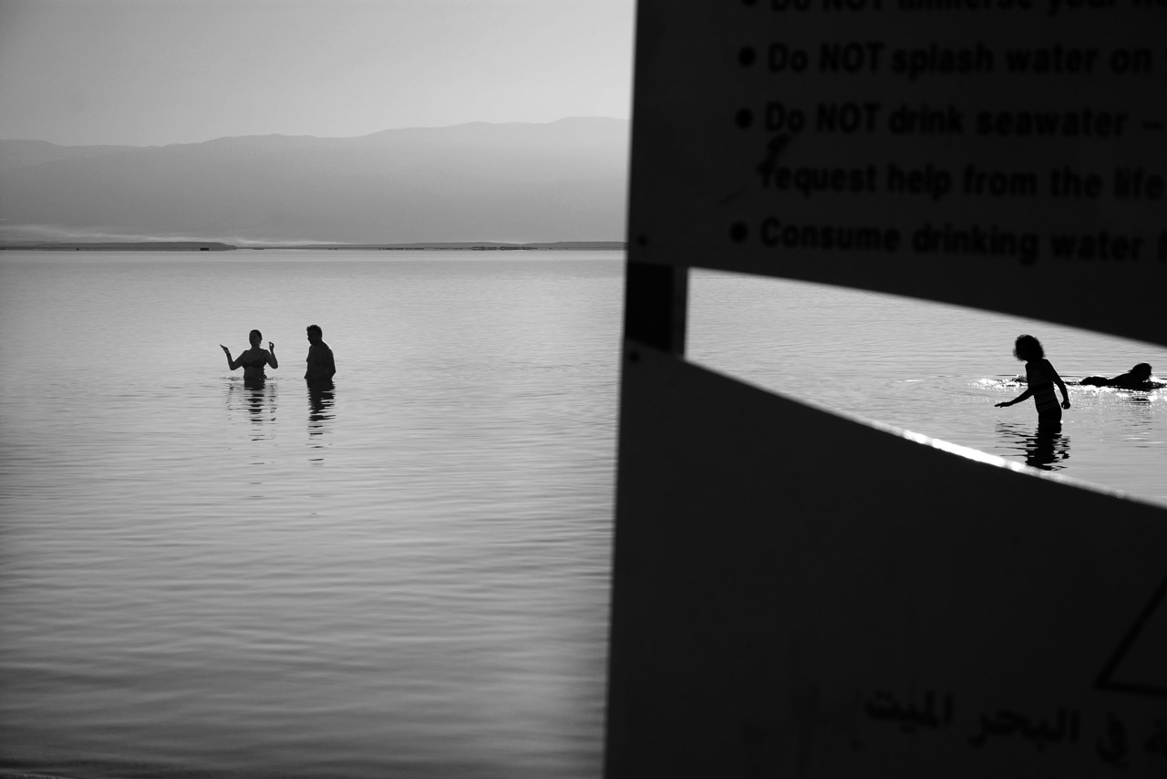 Life​ at the Dead Sea No. 1