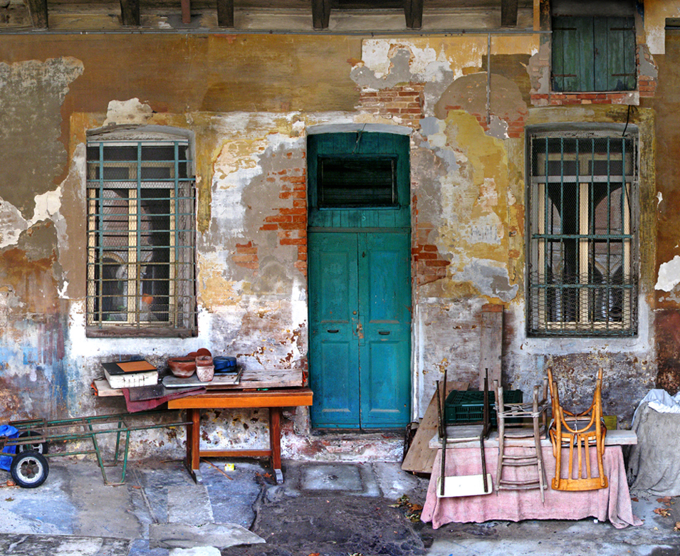 Third Door in Venice