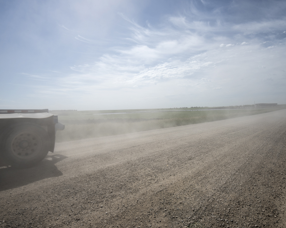 Bakken Dust