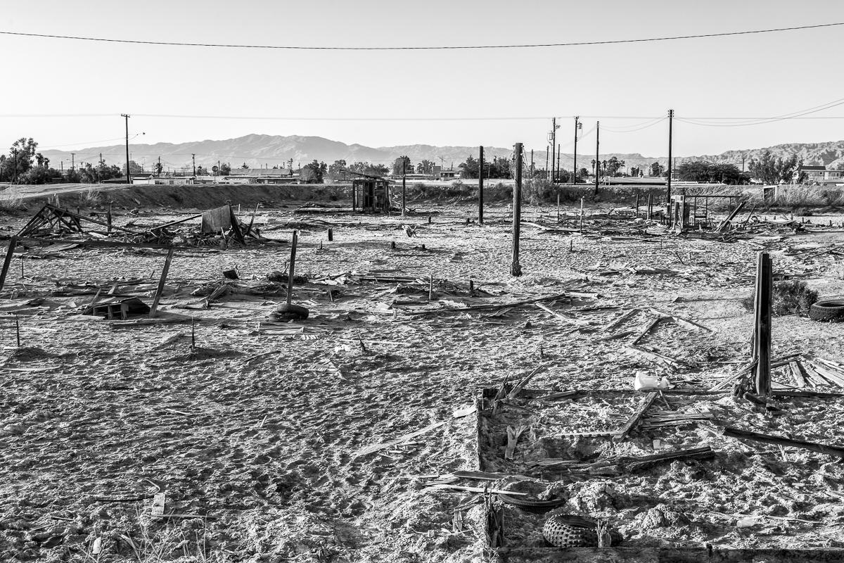 Suburban Ruins No. 2