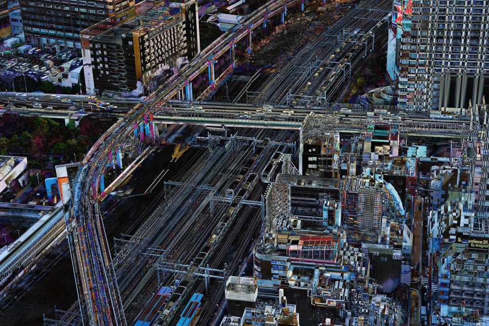 Tokyoview No. 15