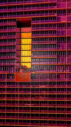 Skyscraper Glow