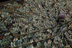 Tokyo skyview No. 1