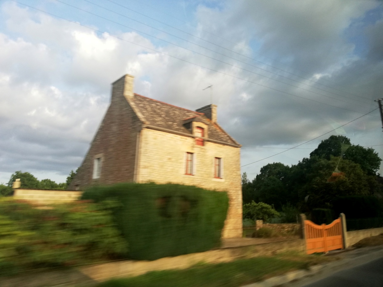 Douce Bretagne No. 5