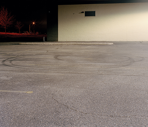 Parking Lot Imprint