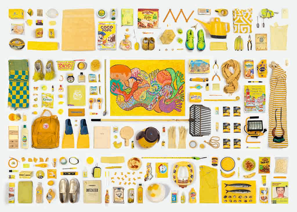 Every Thing Yellow