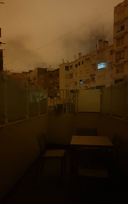 Midnight in Valencia
