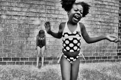 Summer Frolicking