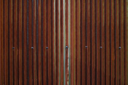 Corrugated Wall, Kyoto