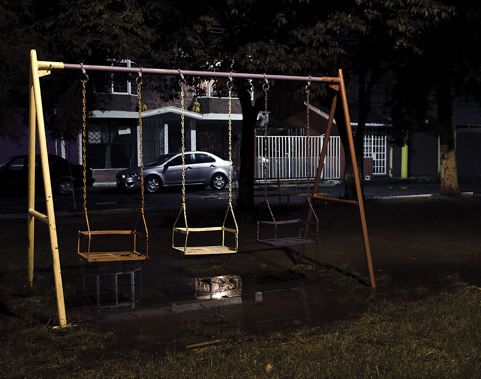 Playground's rest