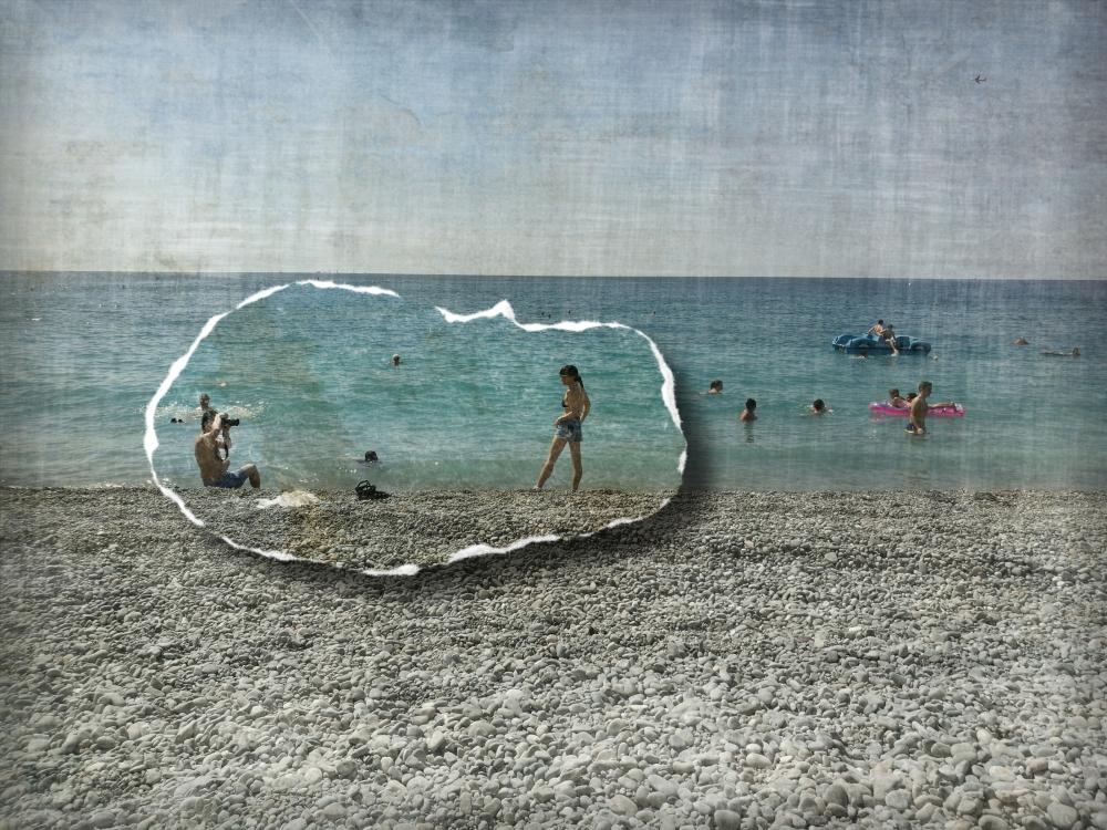 Seashore souvenir
