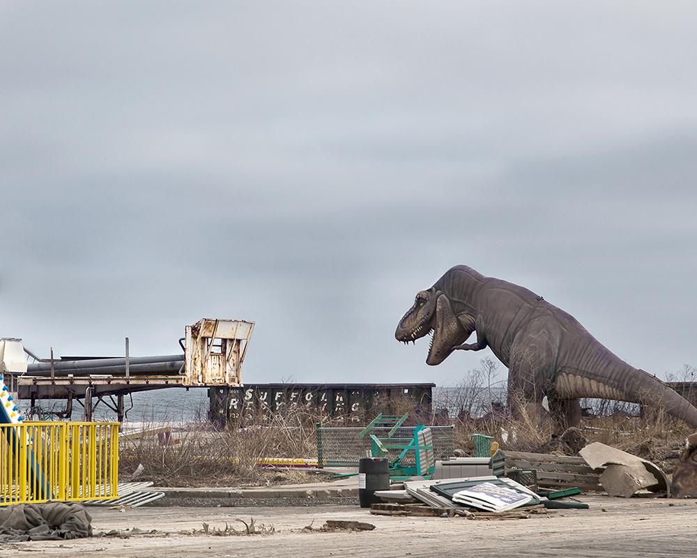 Seaside Dino