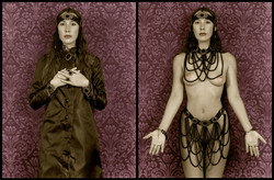 Goddess Of Mourning