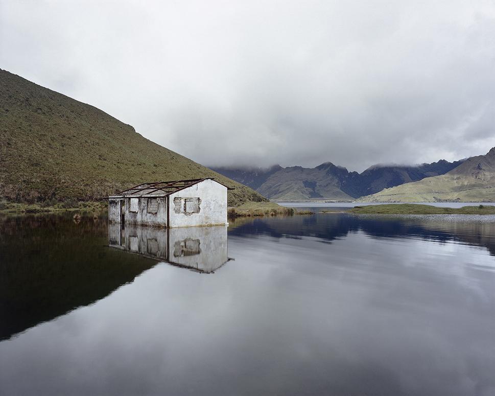 Lake Puya, Ecuador
