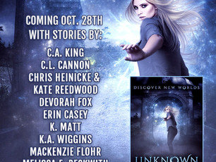 Unknown Realms Anthology