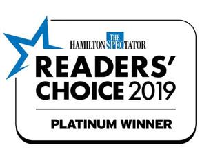 Hamilton Spectator Readers' Choice Awards