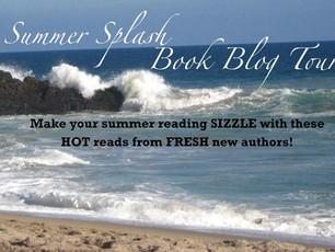 Summer Splash Book Blog Tour ~ Author Interview ~ D.R.Perry