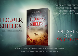 Flower Shields Sale