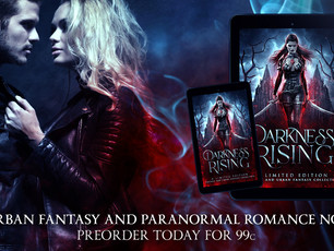 Meet the Authors From Darkness Rising