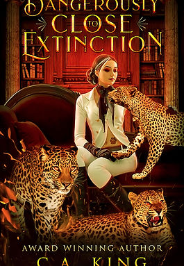 Dangerously Close to Extinction ebook sm